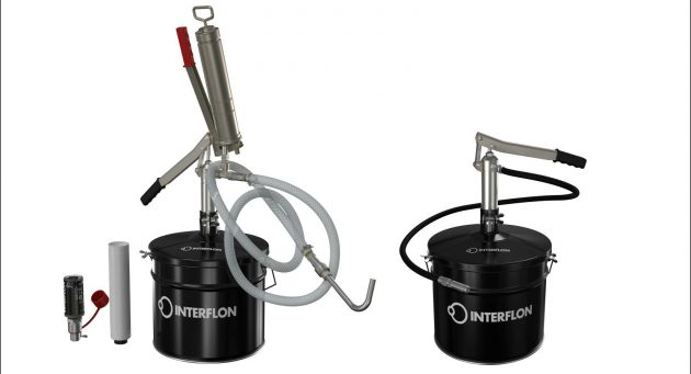Manual Lubrication Pump and Filling Pump overview newspage