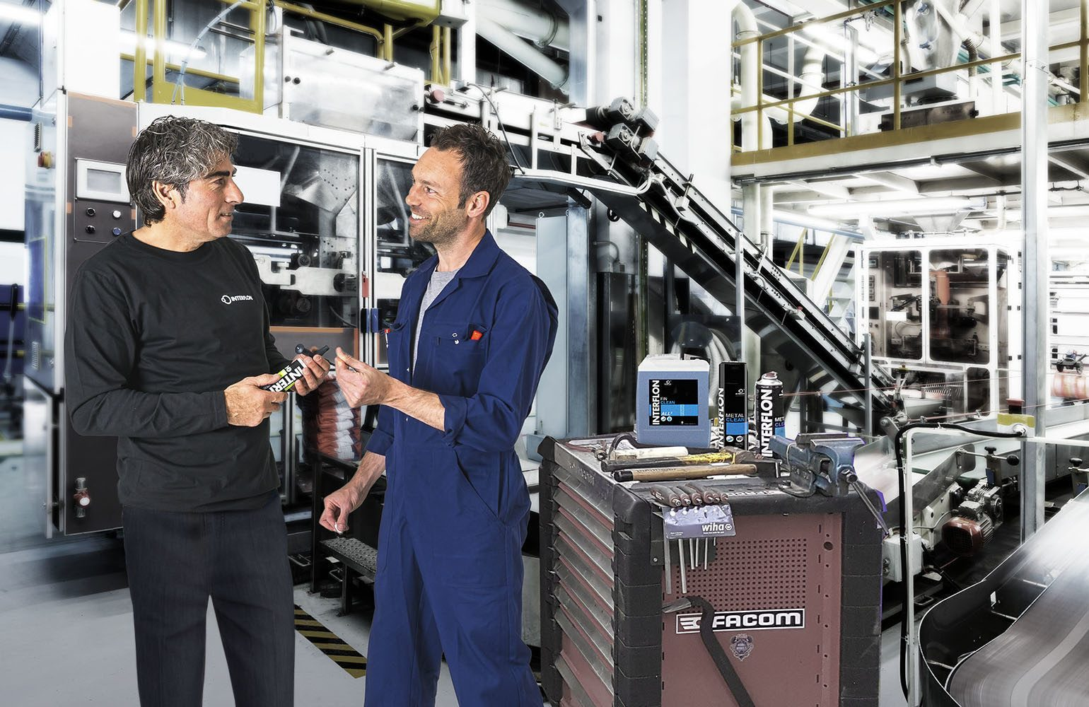 Innovative lubricant solutions to move forward