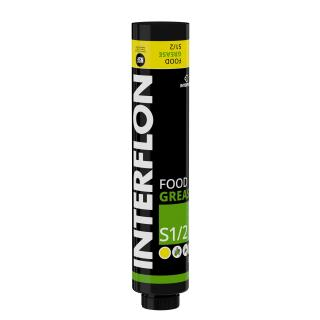 9845 Interflon Food Grease S12 Lube Shuttle