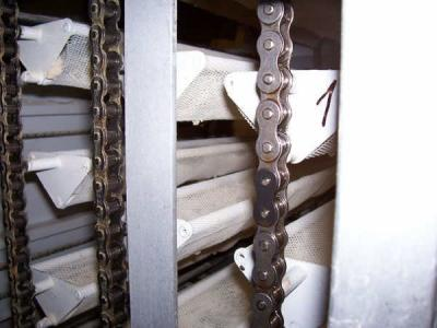 Chains proofer