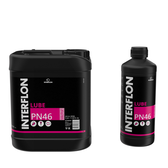 Interflon Lube PN46 packaging