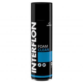 Multi-surface foam cleaner and degreaser aerosol