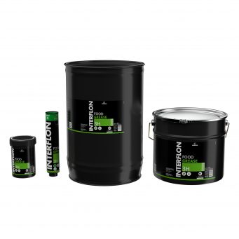 Interflon food grease 3h multifunctional lubricating grease suitable for direct food contact
