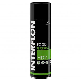 Adhesive, synthetic grease aerosol with MicPol®