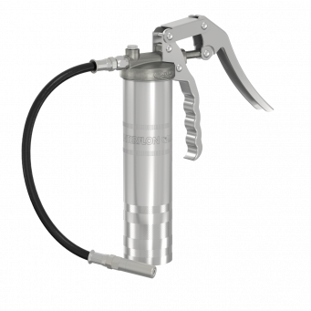 Grease gun for Lube-Shuttle and classic cartridges