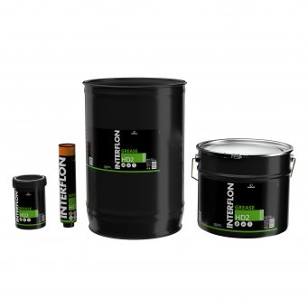 Adhesive, heavy duty grease with MicPol®