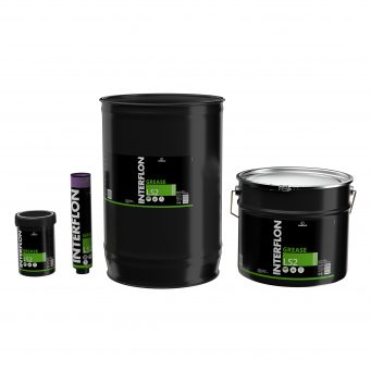 Water and pressure resistant grease with MicPol®