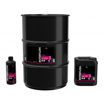 Interflon lube ht/sf solvent free high temperature extreme pressure lubricating oil