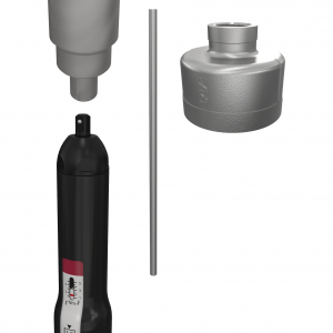 Interflon Single Point Lubricator filling set